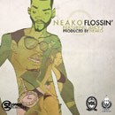 Neako ft. Juicy J - Flossin Artwork
