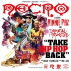 Necro - Take Hip-Hop Back ft. Vinnie Paz & Immortal Technique Artwork