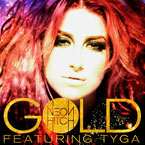 Neon Hitch ft. Tyga - Gold Artwork
