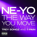 Ne-Yo ft. Trey Songz & T-Pain - The Way You Move Artwork