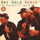 The Niceguys ft. Bun B - Ari Gold (Remix) Artwork
