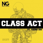 Nick Grant - Class Act ft. Young Dro Artwork