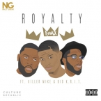 Nick Grant - Royalty (Remix) ft. Big K.R.I.T. & Killer Mike Artwork