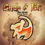 Nick Astro - Circle of Life Artwork