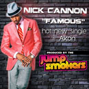 Nick Cannon ft. Akon - Famous Artwork