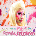 Nicki Minaj ft. Chris Brown - Right by My Side Artwork