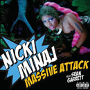 Nicki Minaj ft. Sean Garrett - Massive Attack Artwork