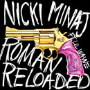Nicki Minaj ft. Lil Wayne - Roman Reloaded Artwork