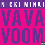 Nicki Minaj - Va Va Voom Artwork
