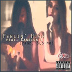 Nick Pratt ft. Cassius G - Feelin&#8217; High Artwork