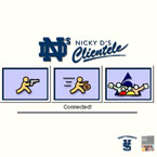 Nicky D's - Clientele Artwork