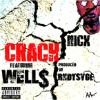 NicX ft. Well$ - Crack Artwork