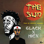NicX ft. 6LACK - The Sun Artwork