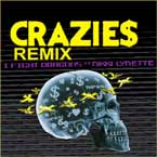 Nikki Lynette - Crazies (Remix) Artwork