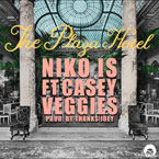 NIKO IS ft. Casey Veggies - The Plaza Hotel Artwork