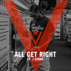 Nipsey Hussle ft. J Stone - All Get Right Artwork