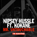 Nipsey Hussle ft. Kokane - Mr. Untouchable Artwork
