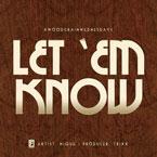 Let Em Know Artwork