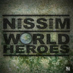 NISSIM - World Heroes Artwork