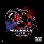 Nitty Scott, MC - UFO (Unfiltered Offering) Artwork
