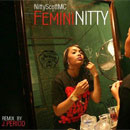 Nitty Scott, MC - FeminiNITTY Freestyle (J.Period Remix) Artwork