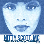 Nitty Scott, MC - H.O.T. Artwork