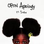 NoName Gypsy - Open Apology ft. Saba Artwork