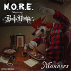 N.O.R.E. ft. Busta Rhymes - Manners Artwork