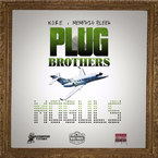 N.O.R.E & Memphis Bleek - Plug Brothers: Moguls Artwork