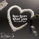 Nova Starz - White Lines Artwork