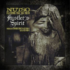 Nutso ft. Trae Tha Truth - Hustler's Spirit Artwork