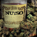 Nutso - Weed & Alcohol Artwork