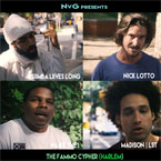 NvG Presents: The Fammo Cypher Artwork