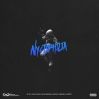 Nyck Caution - Nyctophilia ft. Dyemond Lewis & Denzel Curry Artwork