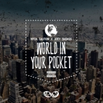 Nyck Caution - World In Your Pocket ft. Joey Bada$$ Artwork