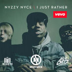 Nyzzy Nyce - I Just Rather Artwork