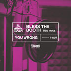 Obie Trice - You Wrong (Bless The Booth Freestyle) Artwork