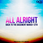 OCD: Moosh &amp; Twist - All Alright Artwork