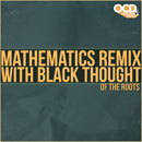 OCD (Moosh &amp; Twist) ft. Black Thought - Mathematics (Remix) Artwork