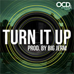 OCD: Moosh &amp; Twist - Turn it Up Artwork