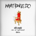 Odd Couple - What Kings Do ft. Saba, Carl & Taylor Bennett Artwork
