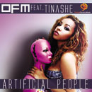 Orange Factory Music (OFM) ft. Tinashe - Artificial People Artwork