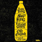 Young Thug, ASAP Ferg & Freddie Gibbs  - Old English Artwork