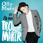 Olly Murs ft. Flo Rida - Troublemaker Artwork