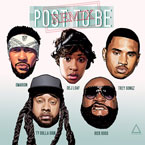 Omarion - Post To Be (Remix) ft. Dej Loaf, Trey Songz, Ty Dolla $ign & Rick Ross Artwork