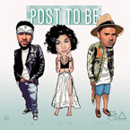 Omarion ft. Chris Brown & Jhené Aiko - Post To Be Artwork