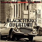 Omen ft. Smoke DZA & Jae Millz - Black Hero Overture Artwork
