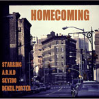 Omen ft. A.R.N.D, Skyzoo &amp; Denzil Porter - Homecoming Artwork