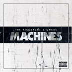 The KickDrums x OnCue - Machines Artwork