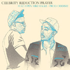 Open Mike Eagle - Celebrity Reduction Prayer Artwork